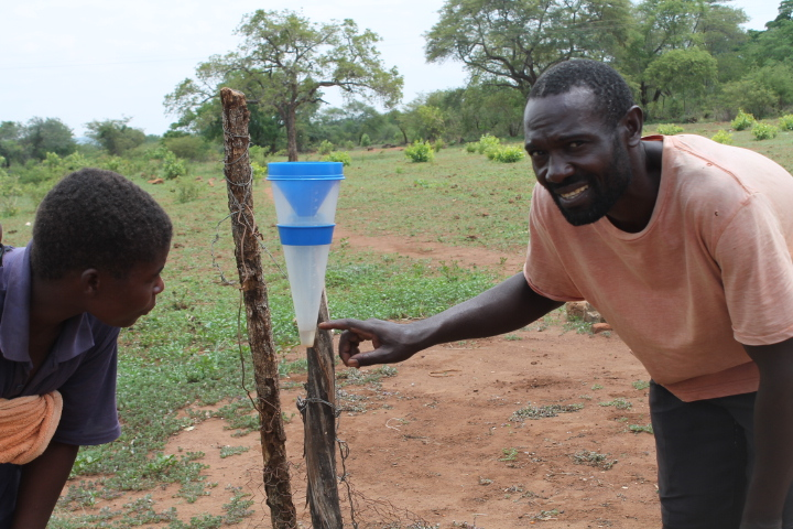 Rain Gauges Helping Farmers Adapt to Droughts in Mwenezi